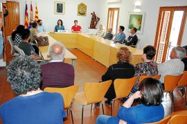 El Consell quiere mejorar la recogida de residuos comerciales en Sant Francesc