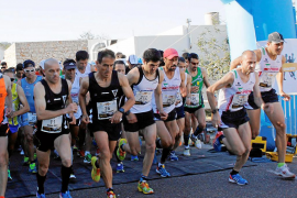 Media Maratón de récord