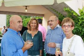 Fiesta de aniversario del galerista Joan Oliver 'Maneu'