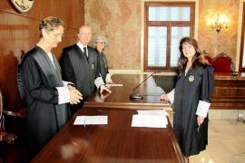 Josefa Juan Marí, nueva Secretaria Judicial Provincial de Menorca y Pitiüses