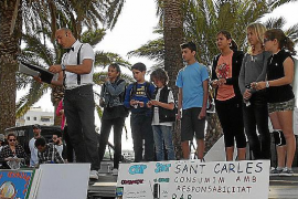 Yincana infantil de consumo responsable en Santa Eulària