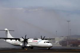 Ya operan los vuelos interislas de Air Europa