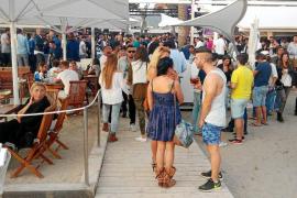 'Opening' de ensueño en Blue Marlin Ibiza
