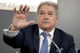 El PP confirma la suspensión cautelar de militancia de Alfonso Rus