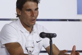 Nadal dice que la falta de Djokovic abre la puerta de la victoria