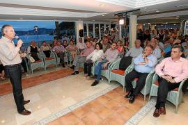 La prioridad de 'Carraca' será construir la nueva depuradora de Portinatx