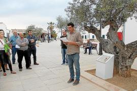 Formentera rinde homenaje a cinco víctimas de los campos de exterminio nazi