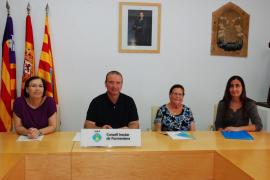 El Consell renueva el convenio anual con Formenterencs Solidaris con 3.000 euros