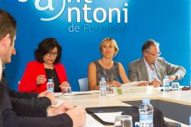 Sant Josep bajó la criminalidad un 22% en 2014 y Sant Antoni, un 34% las infracciones penales