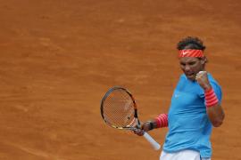Nadal se estrena con victoria en el Masters 1000 de Madrid