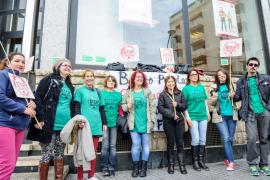 La PAH de Eivissa celebra que una afectada por un desahucio logra la dación en pago y el alquiler social de su vivienda