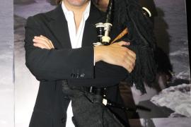 Carlos Núñez, en concierto