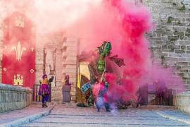 Bienvenidas vuesas mercedes a Eivissa Medieval