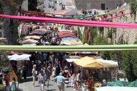 La Edad Media invade Dalt Vila