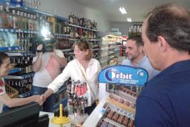 Marí se compromete a hacer un Plan Especial para Figueretes y Es Viver