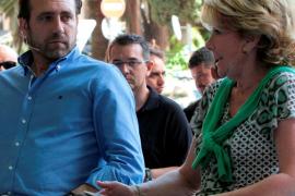 Bauzá: «No me voy a Madrid ni tengo intención de irme»