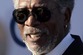 Morgan Freeman defiende la legalización de la marihuana