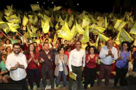 Barceló: «El 24M se acaba la corrupción y comienza una mejor financiación»