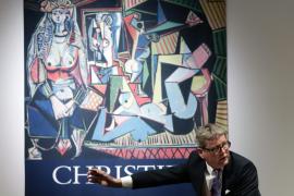 La obra de Picasso 'Les femmes d'Alger',  vendida por más de 160,9 millones de euros