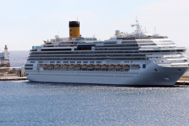 Costa Cruceros traerá 85.000 pasajeros cuyo impacto económico será de seis millones