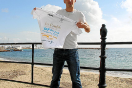 Víctor Prado: «Si ascendemos, será mejor para la isla de Eivissa»