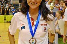 Ana López, citada con la Roja sub 20