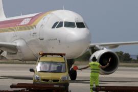 Iberia y UTE de Globalia asumen los servicios en tierra del Aeropuerto de Eivissa