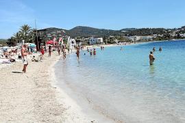 El Ayuntamiento de Eivissa confía en poder balizar el emisario de Talamanca en junio