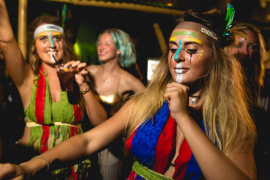 40 primeros artistas para Tribal Sessions 2015