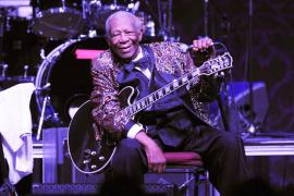 Muere la leyenda del blues B.B. King a los 89 años