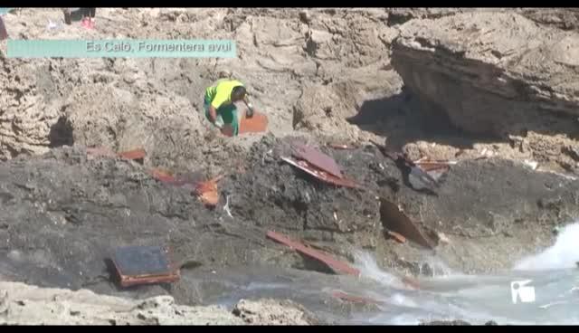 VÍDEO: Accidente mortal de un velero en Formentera