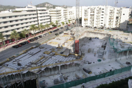 Las Pitiüses continúan su liderazgo en la construcción
