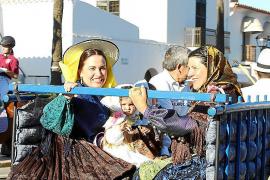 Tributo al campo en Sant Josep