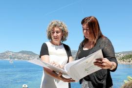 Neus Marí pedirá al Govern la regulación de los fondeos para proteger la posidonia
