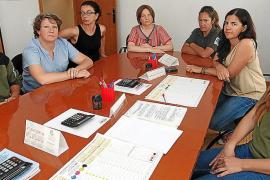 Las empleadas del Ibanat en Eivissa exigen equiparación en los salarios