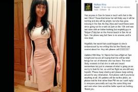 Final feliz para la joven británica que desapareció durante tres días en Eivissa