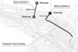 Sala propone peatonalizar el centro urbano de Sant Rafel