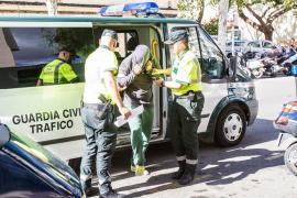 Prisión bajo fianza para el conductor que causó la muerte de un motorista