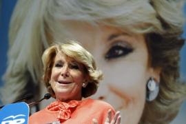 Aguirre dice que Hacienda «ya está tardando» en decir quién filtró su renta