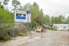 Empiezan las obras del primer crematorio de la isla, ubicado en Santa Eulària