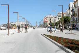 Autoritat Portuària abre a los ciudadanos la fachada marítima tras siete meses de obras