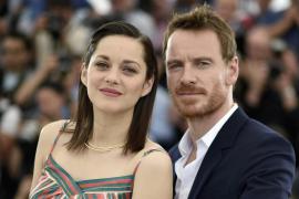 Fassbender y Cotillard, dos guapos que revolucionan Cannes
