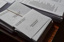 La participación en las municipales a las 18.00 horas sigue por debajo del dato de 2011 pero mejora en Palma