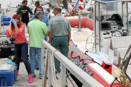 Encuentran en Pou des Lleó el cuerpo del pescador que desapareció en Cala Boix