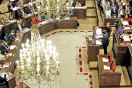 Los 59 diputados del Parlament
