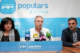 VÍDEO: Serra asume «el castigo» de las urnas y dimite como presidente del PP ibicenco