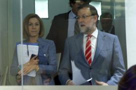 Hernando: «Es absurdo cuestionar el liderazgo de Rajoy»