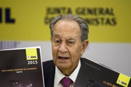 Villar Mir afirma que los resultados electorales pueden hacer peligrar la recuperación económica