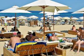 Los turistas gastaron hasta abril 23 millones más que en 2014