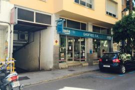 Unos ladrones revientan tres cajas fuertes de las oficinas de Gasifred